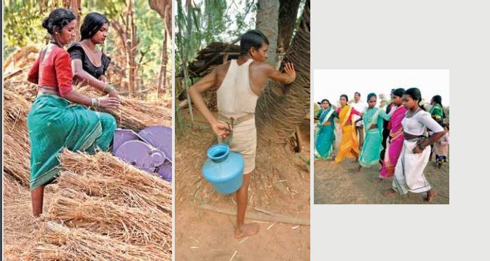 Khám phá điều thú vị ở những bộ lạc cổ xưa nhất Ấn Độ - hình ảnh 7