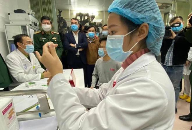 Vắc-xin COVID-19 thứ 2 của Việt Nam sắp được thử nghiệm trên người - hình ảnh 1