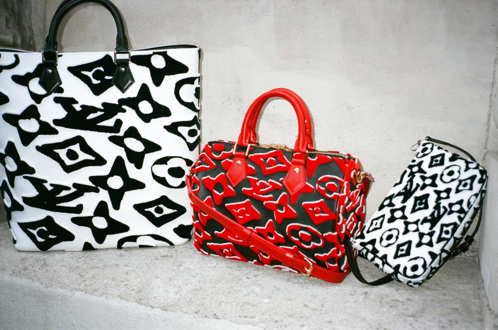 Louis Vuitton ra mắt phiên bản cực thú vị của họa tiết monogram kinh điển - hình ảnh 3