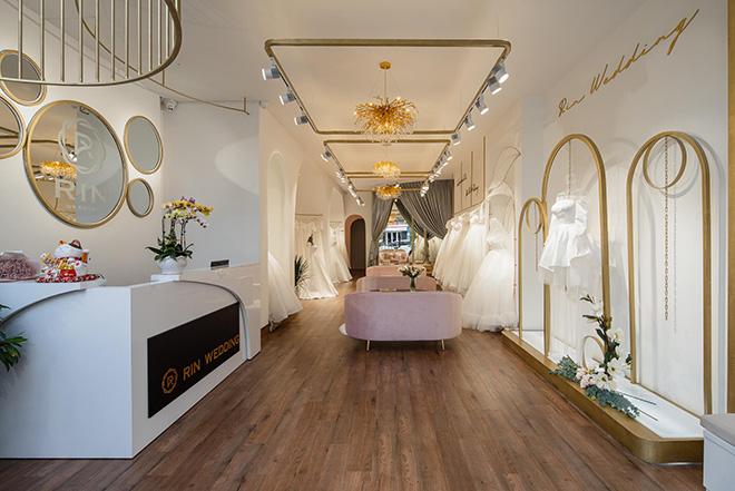 RIN Wedding - Khai trương showroom váy cưới tại Tp. Đà Lạt - 4