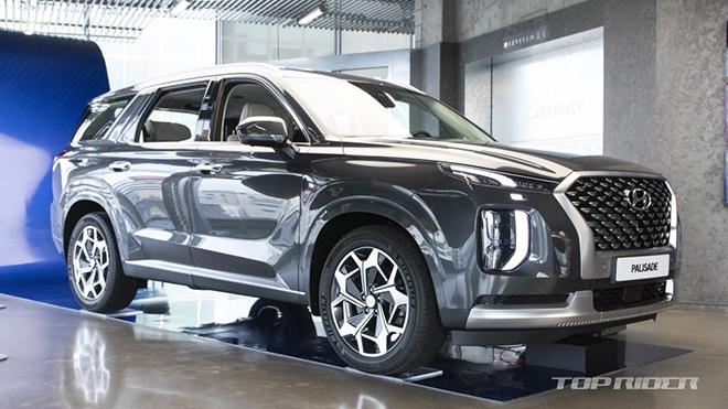 Ảnh thực tế Hyundai Palisade VIP với nội thất xịn xò không thua kém Maybach Anh-thuc-te-Hyundai-Palisade-VIP-voi-noi-that-xin-xo-khong-thua-kem-Maybach-1-1609779786-331-width660height371