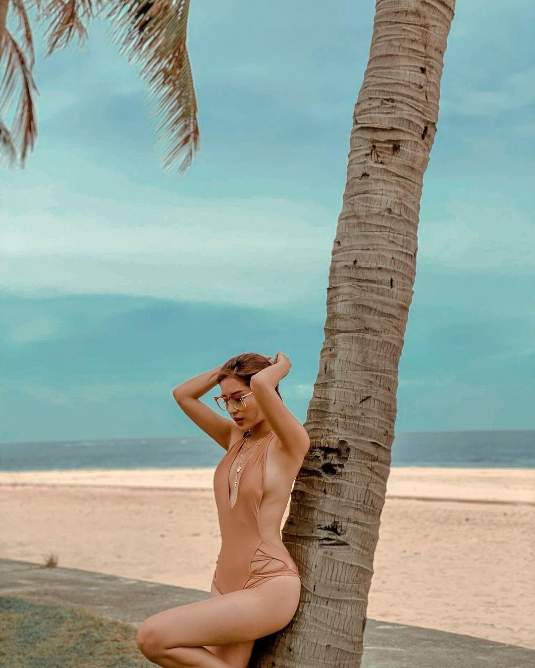 """Cô gái Việt được báo xứ Trung tung hô có khuôn ngực đẹp như """"đệ nhất vòng 1"""" nước này - hình ảnh 9"""