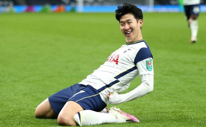 """Son Heung Min ghi 150 bàn tại châu Âu: Báo Hàn Quốc tin Real sẽ """"nổ bom tấn"""" - 1"""