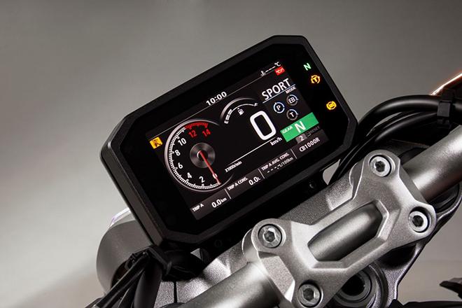 """Honda CB1000R 2021 chuẩn bị bán ra tại Đông Nam Á: Giá """"ngọt"""" - 3"""