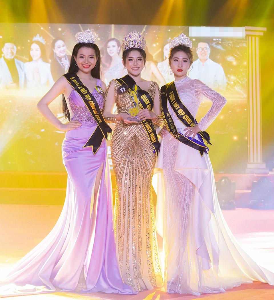 """Nữ giám đốc nóng bỏng quê Đắk Lắk đăng quang """"Nét đẹp công sở 2020"""" - 6"""