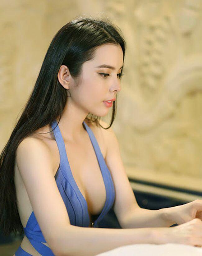 Hoa hậu Đồng Tháp chuyên trị đồ bơi cut out từ đời thực lên phim - 3