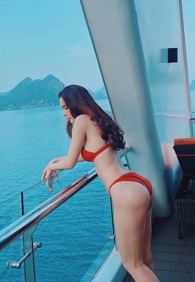 Hoa hậu Đồng Tháp chuyên trị đồ bơi cut out từ đời thực lên phim - 6