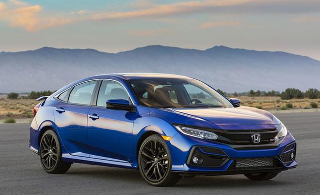 Honda Civic, Honda CR-V đều lọt top xe bán chạy nhất tại Mỹ năm 2020 - 3
