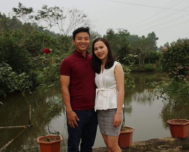 Về quê khởi nghiệp, 8X Hà Tĩnh còn giúp hàng chục hộ dân có thu nhập cao