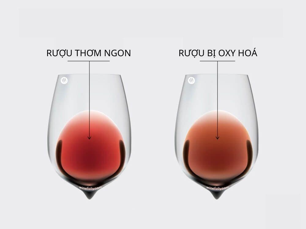 Bảo quản rượu vang đúng cách sau khi mở nắp - 4
