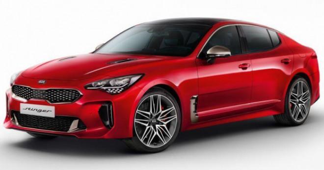 Kia Stinger GTS 2021 ra mắt, giá 1,34 tỷ đồng - 1
