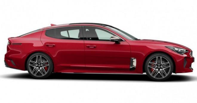 Kia Stinger GTS 2021 ra mắt, giá 1,34 tỷ đồng - 8