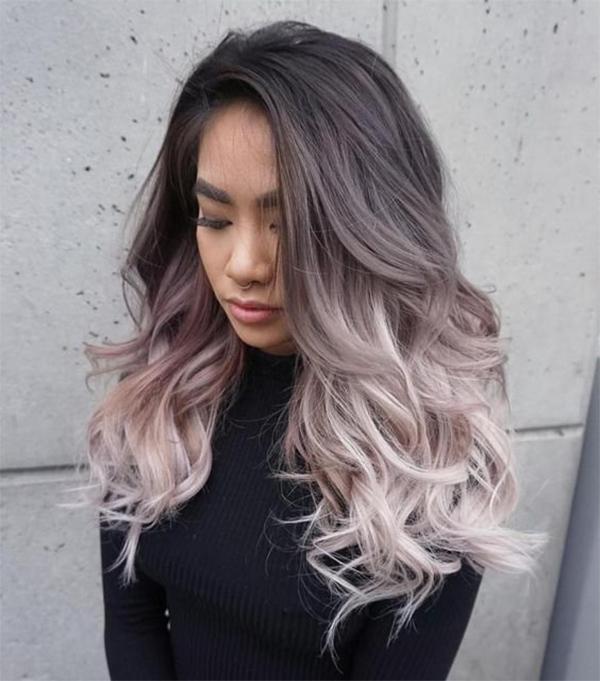 25 Màu tóc nâu tây rêu, lạnh đẹp giúp tôn da HOT nhất năm 2021 - hình ảnh 15