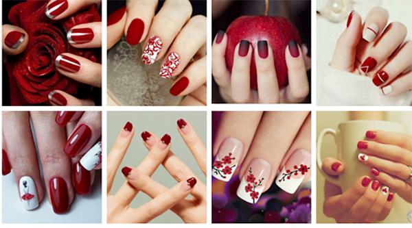 30 mẫu nail đẹp, xinh cho móng tay nữ thêm đáng yêu hot nhất 2021