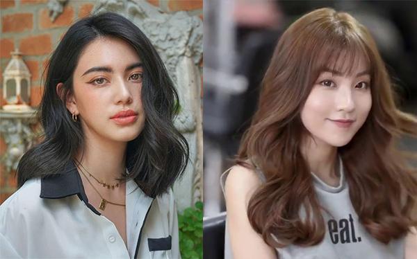 40 Kiểu tóc đẹp nữ 2021 phù hợp với mọi gương mặt dẫn đầu xu hướng - hình ảnh 40