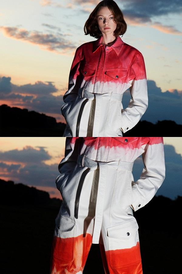 Jumpsuit là xu hướng mới cho mùa xuân 2021 - hình ảnh 2
