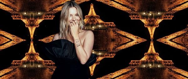 Kate Moss và dự án đầu tiên trong thế giới trang sức - hình ảnh 3