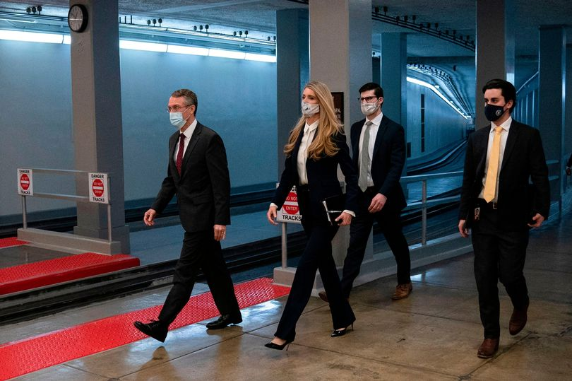 Mạng lưới đường hầm bí mật ở tòa nhà Quốc hội Mỹ giúp các nghị sĩ né tránh người biểu tình