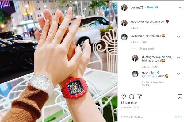 Tình mới kém 27 tuổi của chồng cũ Lệ Quyên: 18 tuổi dùng đồng hồ nửa tỷ, đồ hiệu tăng dần - 4