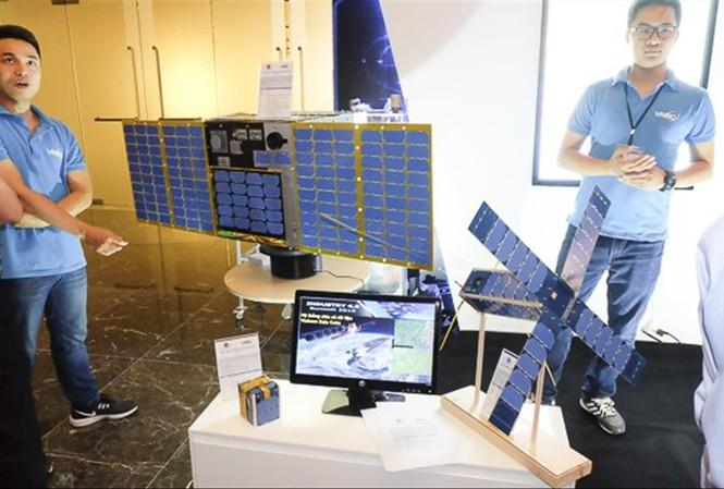 Vệ tinh Việt được Nhật chọn phóng lên vũ trụ - hình ảnh 1