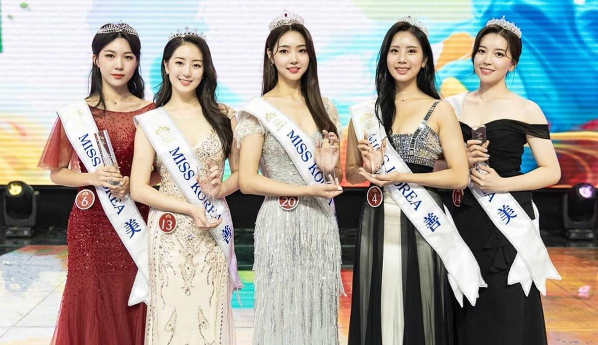 """Tân á hậu Hàn Quốc mặc hanbok hở nửa ngực nhưng không bị """"ném đá"""" - hình ảnh 2"""
