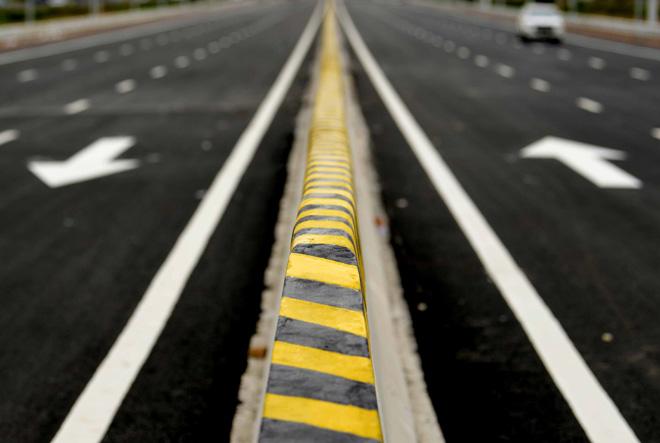 Toàn cảnh nút giao 400 tỉ vành đai 3 với cao tốc Hà Nội – Hải Phòng trước ngày thông xe - hình ảnh 8