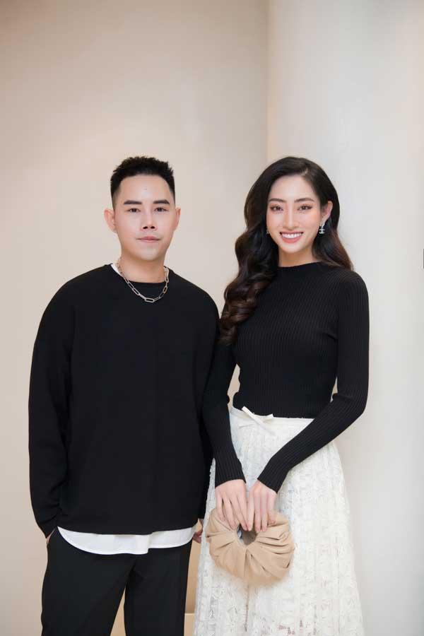 Mỹ Linh, Lương Thùy Linh, Trà Mi khoe vẻ đẹp lộng lẫy trong váy đơn sắc - hình ảnh 7