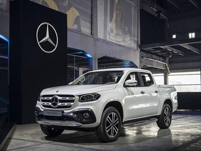 Lô 125 xe bán tải Mercedes-Benz cuối cùng bị đem đi nghiền nát - 3