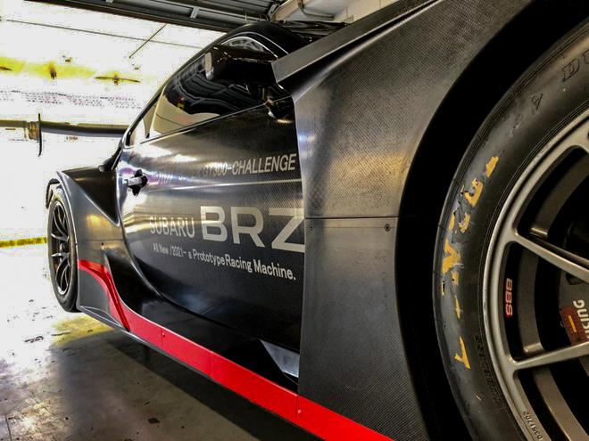 """Subaru BRZ thế hệ mới """"lột xác"""" thành xe đua cực ngầu - 3"""