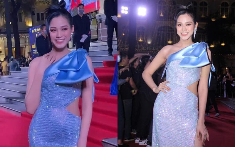 """Hoa hậu Đỗ Thị Hà cũng có """"điểm chết"""" vóc dáng khó che giấu - 1"""