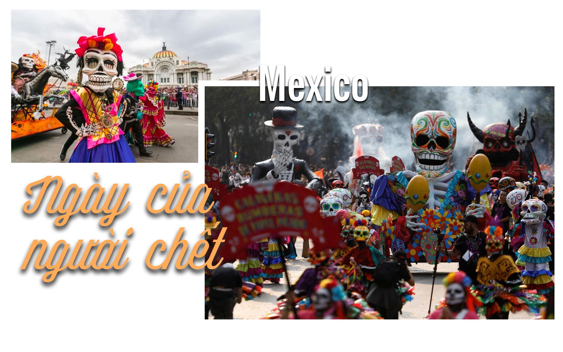 Những lễ hội sắc màu rực rỡ nhất hành tinh - 2