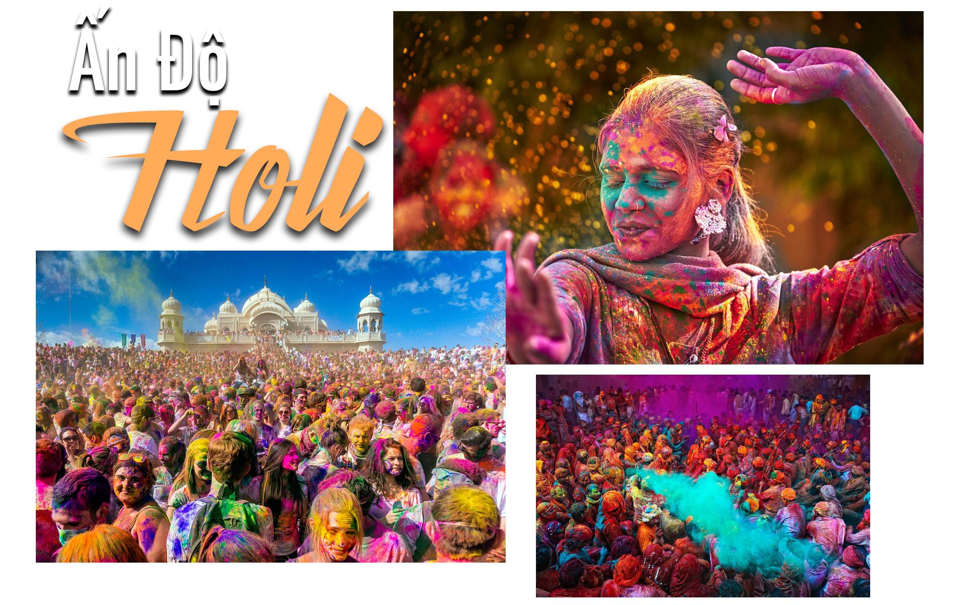 Những lễ hội sắc màu rực rỡ nhất hành tinh - 3
