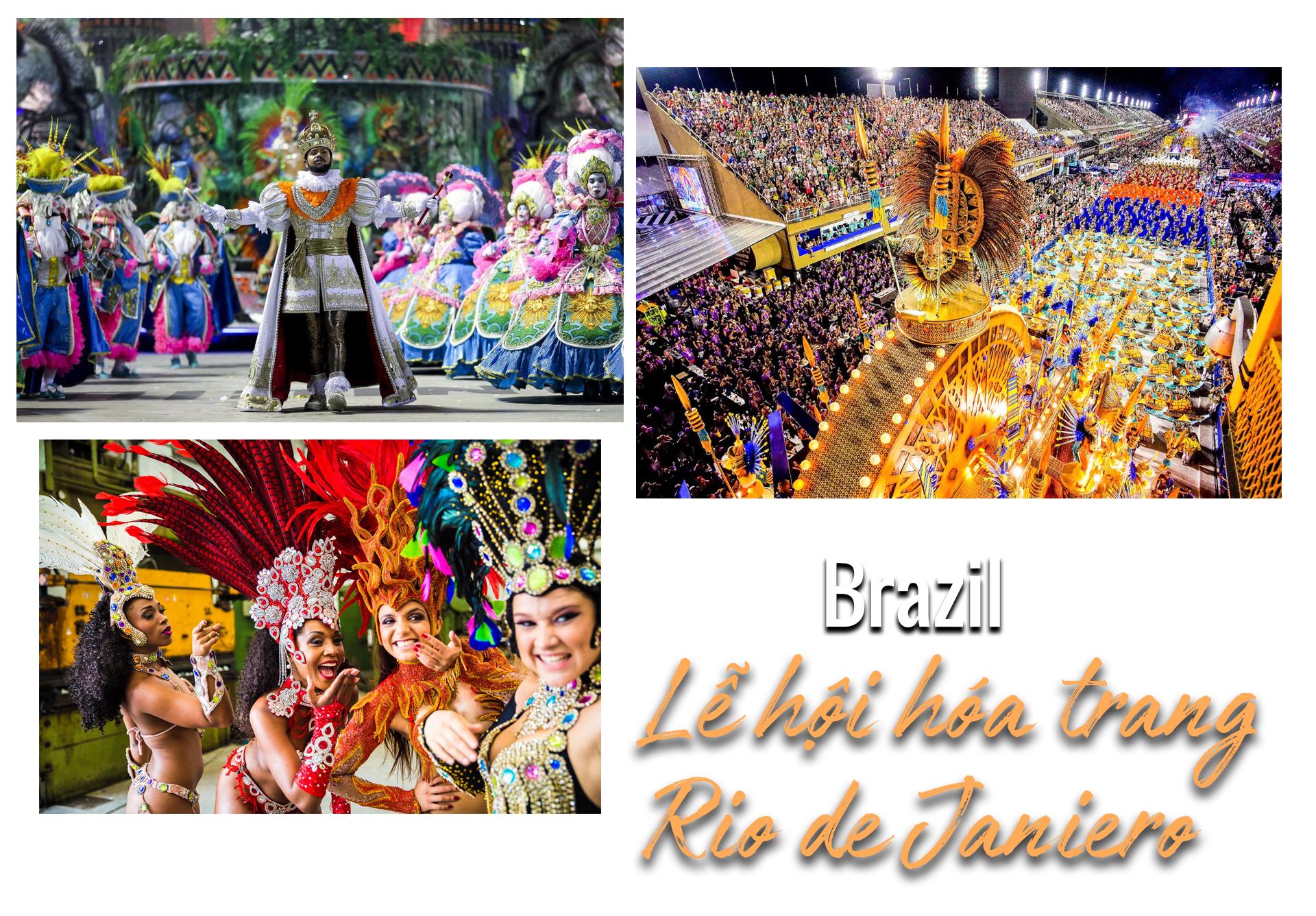 Những lễ hội sắc màu rực rỡ nhất hành tinh - 8