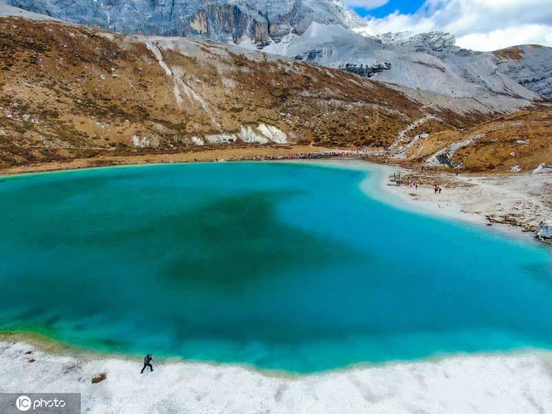 Choáng ngợp trước phong cảnh tuyệt đẹp ở mảnh đất tinh khiết nhất Trung Quốc - hình ảnh 2