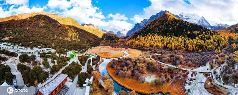 Choáng ngợp trước phong cảnh tuyệt đẹp ở mảnh đất tinh khiết nhất Trung Quốc - hình ảnh 3