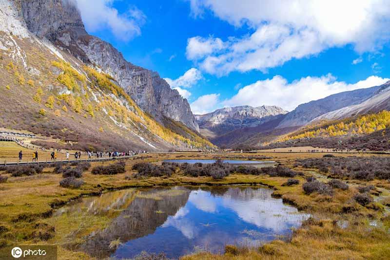 Choáng ngợp trước phong cảnh tuyệt đẹp ở mảnh đất tinh khiết nhất Trung Quốc - hình ảnh 6