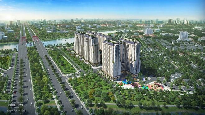 Giải mã sức hút từ căn hộ giá tầm trung, pháp lý hoàn chỉnh - Dream Home Riverside - 1