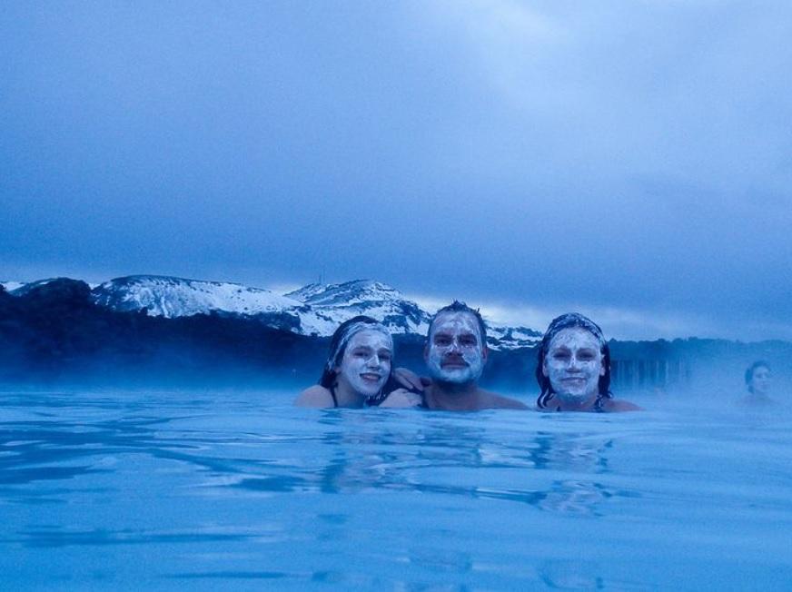 Suối nước nóng lộ thiên lớn nhất thế giới, nơi có thể nhìn thấy cả cực quang - hình ảnh 5