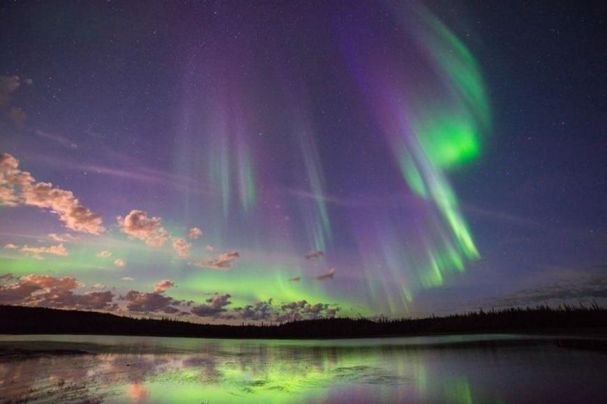 Suối nước nóng lộ thiên lớn nhất thế giới, nơi có thể nhìn thấy cả cực quang - 7