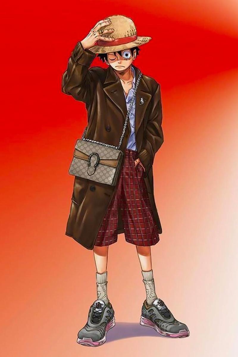 """Đồ hiệu """"giao lưu"""" với anime, manga làm nức lòng tín đồ yêu truyện tranh, hoạt hình - hình ảnh 8"""
