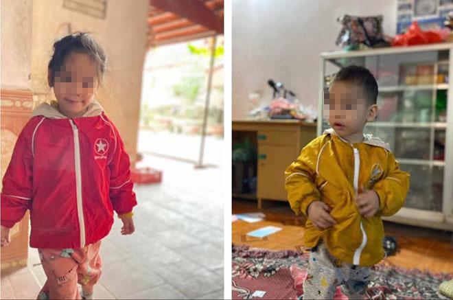 Vụ 2 chị em bị bỏ rơi ngoài trời rét ở Hà Nội: Xuất hiện người thân của các bé - hình ảnh 1