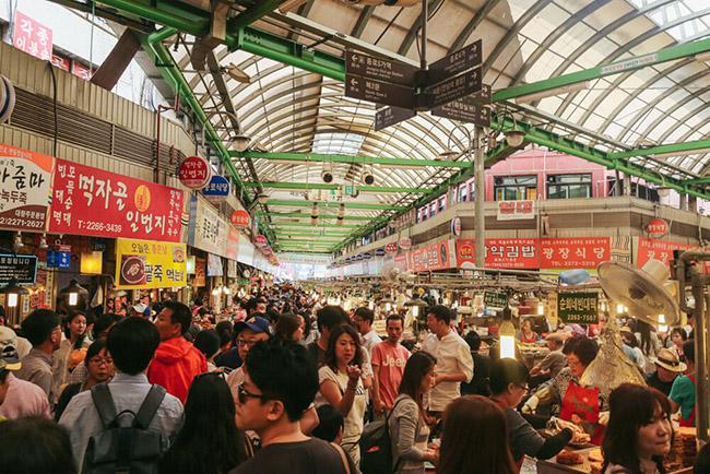 Điều gì khiến du khách cảm thấy thú vị nhất tại những khu chợ châu Á - hình ảnh 10