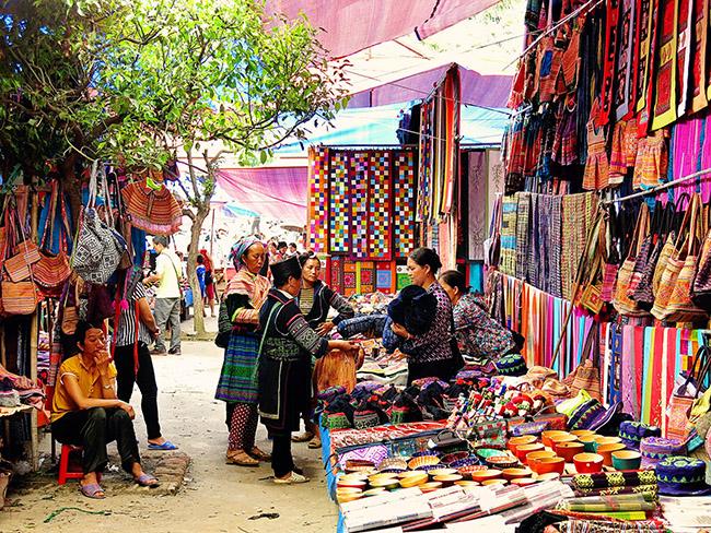 Điều gì khiến du khách cảm thấy thú vị nhất tại những khu chợ châu Á - hình ảnh 5
