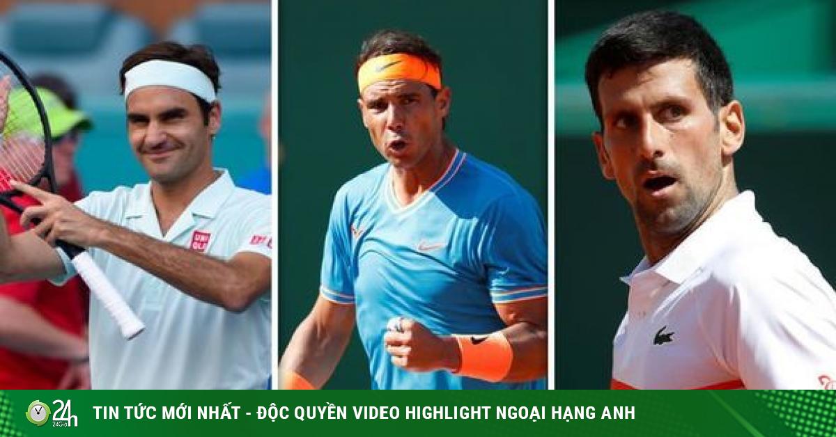 Federer chạm 1.088 tuần trên đỉnh bảng xếp hạng ATP, bỏ xa Djokovic