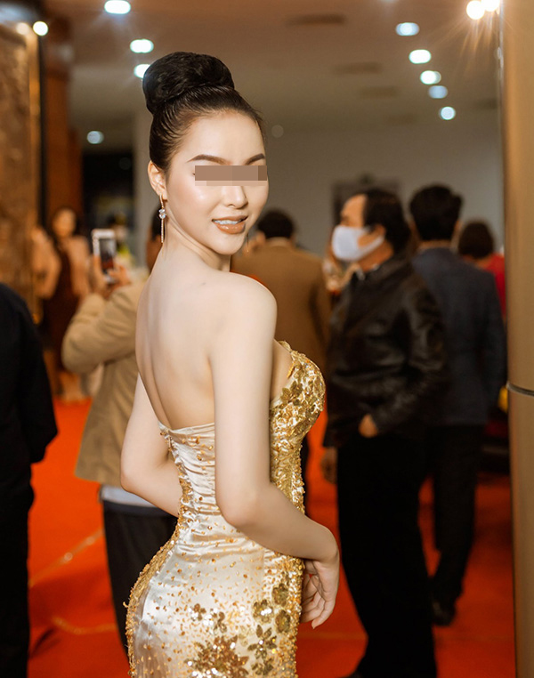 Cô gái bị đánh ghen trên phố Lý Nam Đế có mặt tại chung kết cuộc thi hoa hậu gây xôn xao - hình ảnh 3