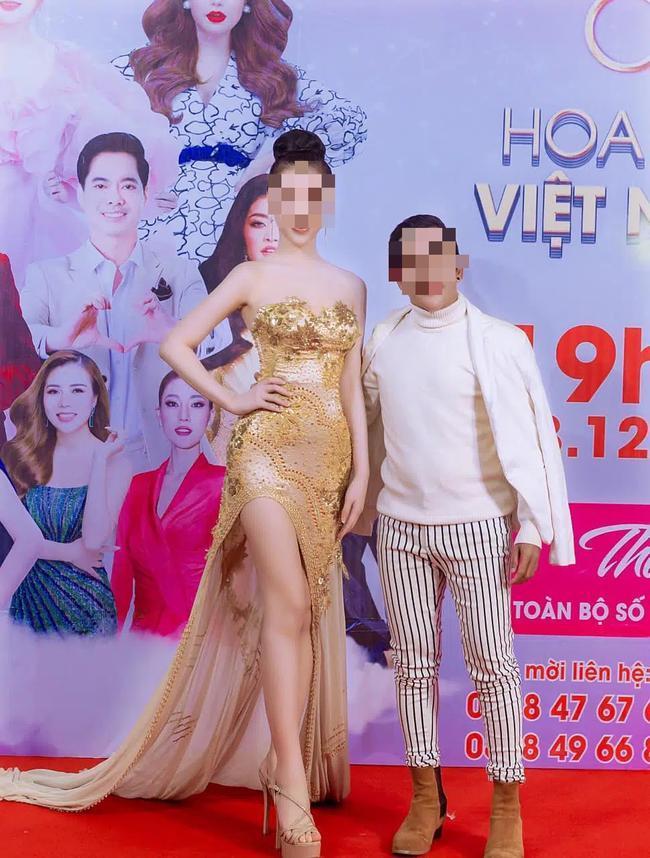 Cô gái bị đánh ghen trên phố Lý Nam Đế có mặt tại chung kết cuộc thi hoa hậu gây xôn xao - hình ảnh 2