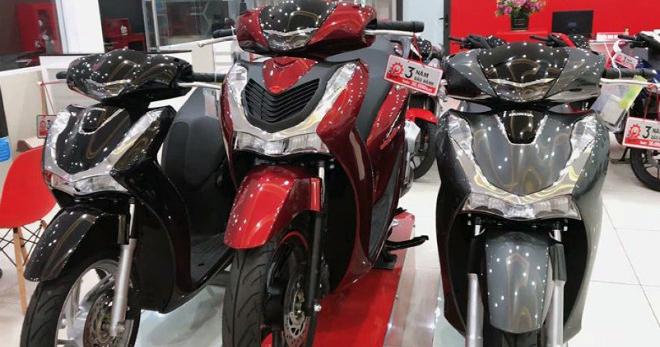 Honda SH 2019 tăng giá kỷ lục, chênh tới 80 triệu đồng - 2