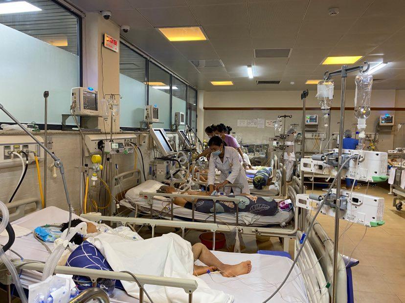 Trời rét đậm, rét hại, những đối tượng sau có nguy cơ nhập viện cấp cứu - hình ảnh 1