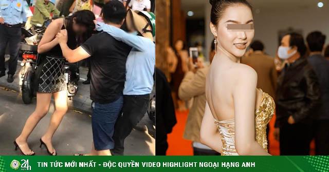 Cô gái bị đánh ghen trên phố Lý Nam Đế có mặt tại chung kết cuộc thi hoa hậu gây xôn xao