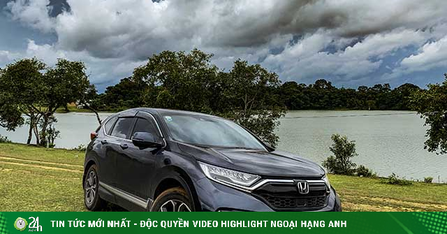 Honda CR-V lập kỷ lục mới về doanh số trong phân khúc SUV 7 chỗ